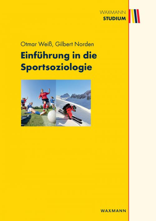 Einführung in die Sportsoziologie cover