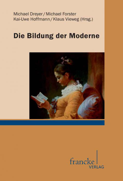 Die Bildung der Moderne cover