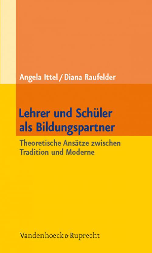 Lehrer und Schüler als Bildungspartner cover