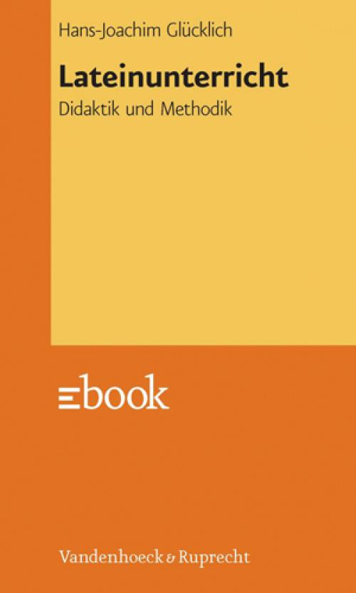 Lateinunterricht cover