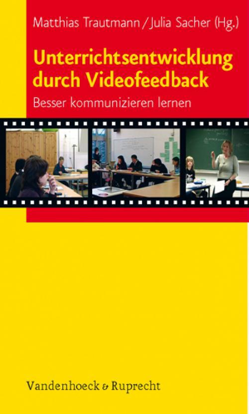 Unterrichtsentwicklung durch Videofeedback cover