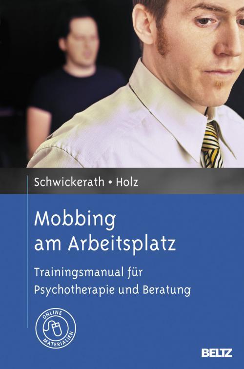 Mobbing am Arbeitsplatz cover