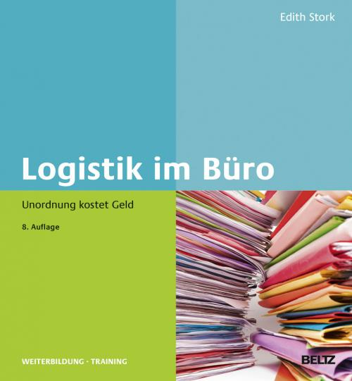 Logistik im Büro cover