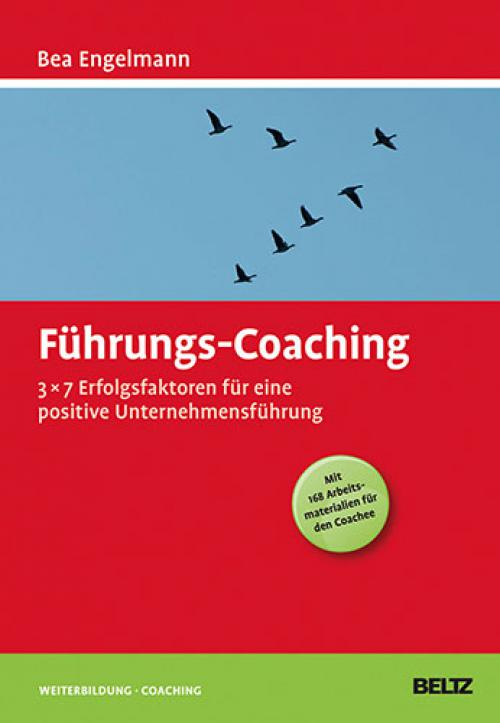 Führungs-Coaching cover