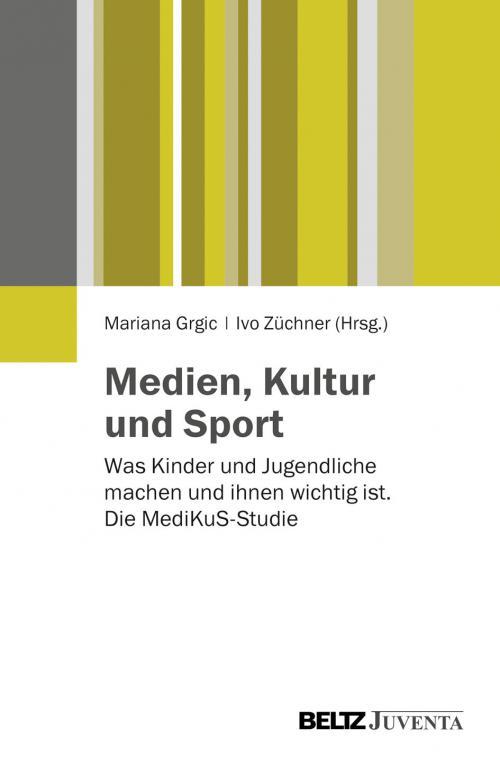 Medien, Kultur und Sport cover