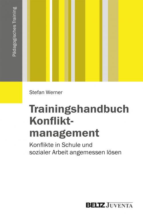 Trainingshandbuch Konfliktmanagement cover