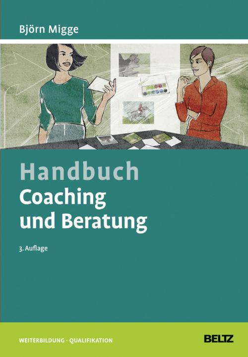 Handbuch Coaching und Beratung cover