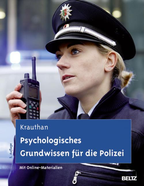 Psychologisches Grundwissen für die Polizei cover