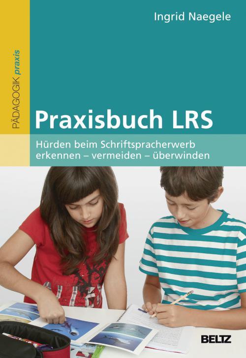 Praxisbuch LRS cover