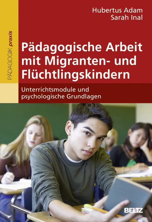 Pädagogische Arbeit mit Migranten- und Flüchtlingskindern cover