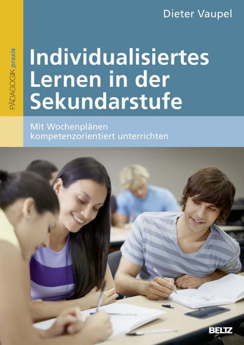 Individualisiertes Lernen in der Sekundarstufe cover