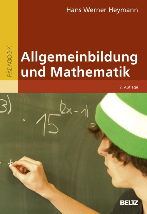 Allgemeinbildung und Mathematik cover