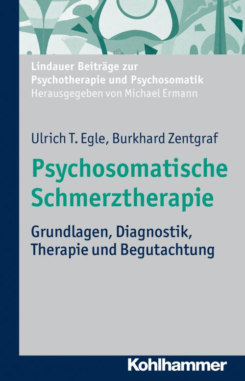 Psychosomatische Schmerztherapie cover