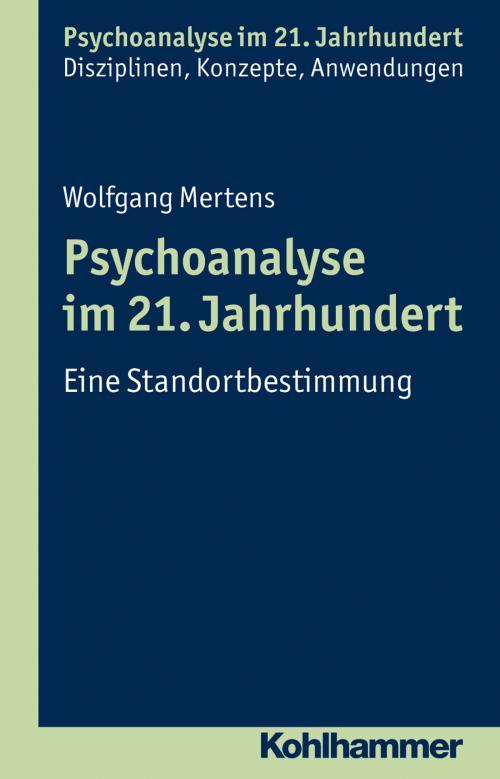 Psychoanalyse im 21. Jahrhundert cover