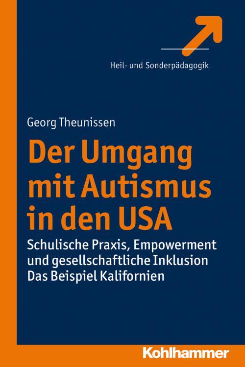 Der Umgang mit Autismus in den USA cover