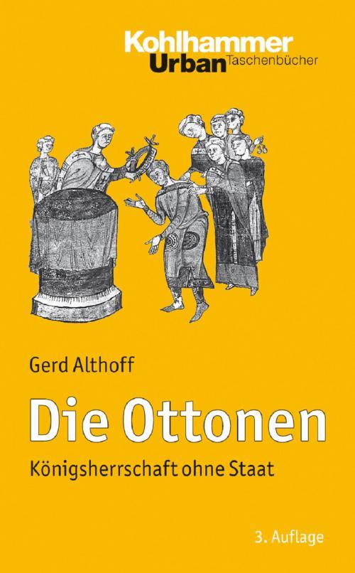 Die Ottonen, 3.A. cover