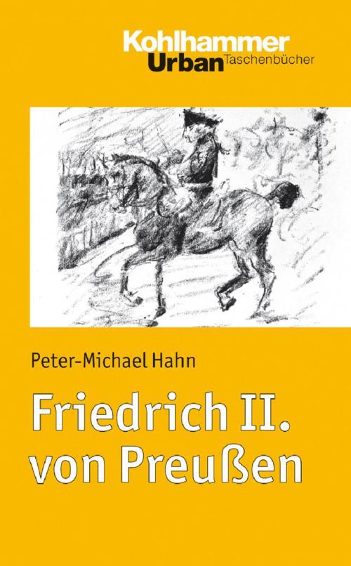 Friedrich II. von Preußen cover