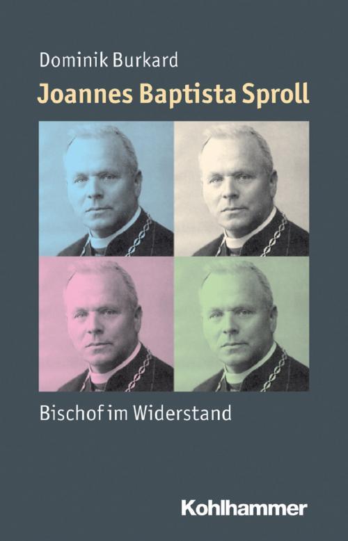 Joannes Baptista Sproll cover
