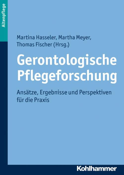 Gerontologische Pflegeforschung cover
