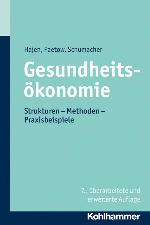 Gesundheitsökonomie cover