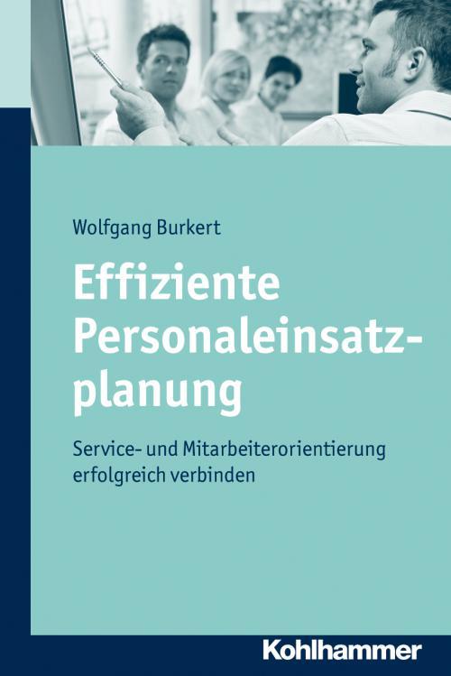Effiziente Personaleinsatzplanung cover