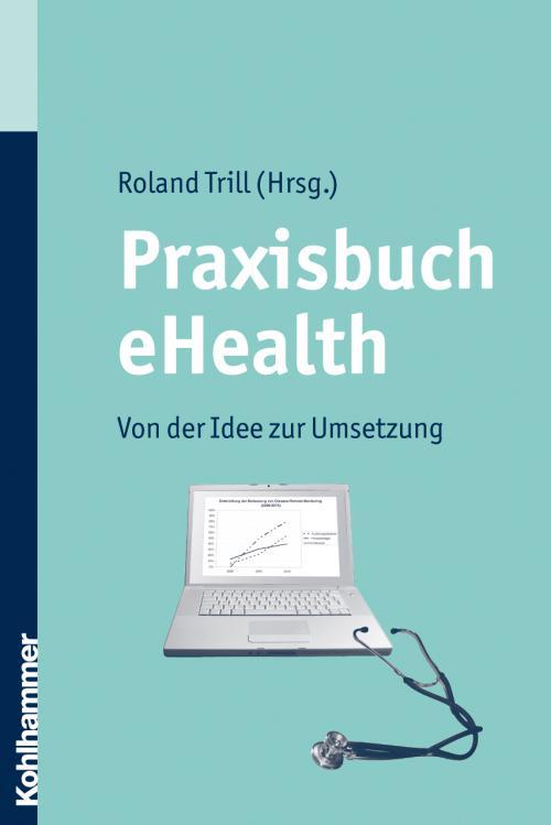 Praxisbuch eHealth cover