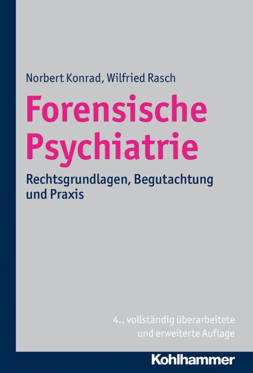 Forensische Psychiatrie cover