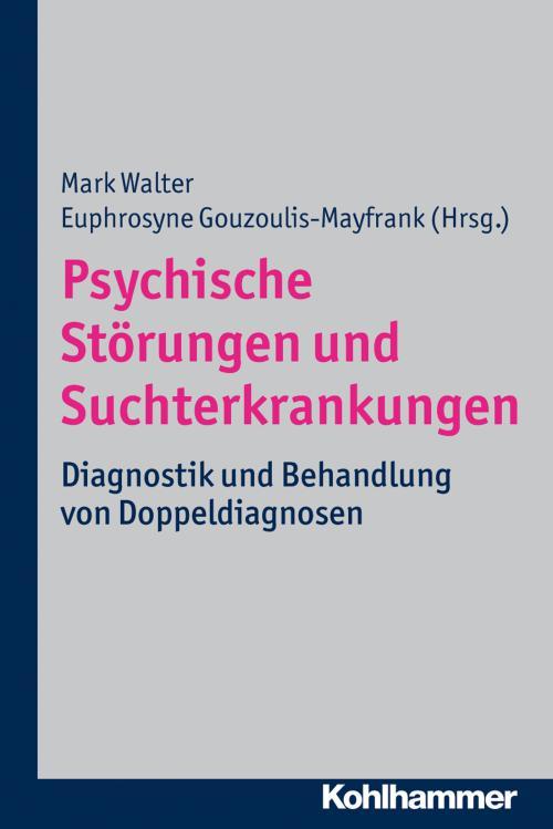 Psychische Störungen und Suchterkrankungen cover