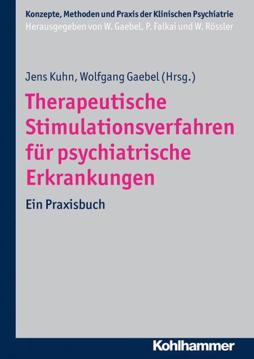 Therapeutische Stimulationsverfahren für psychiatrische Erkrankungen cover