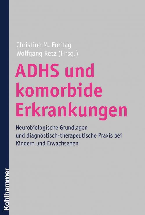 ADHS und komorbide Erkrankungen cover