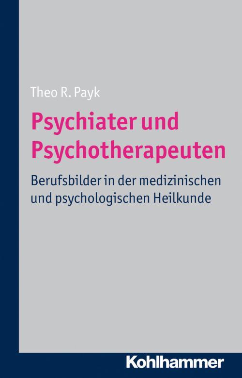 Psychiater und Psychotherapeuten cover