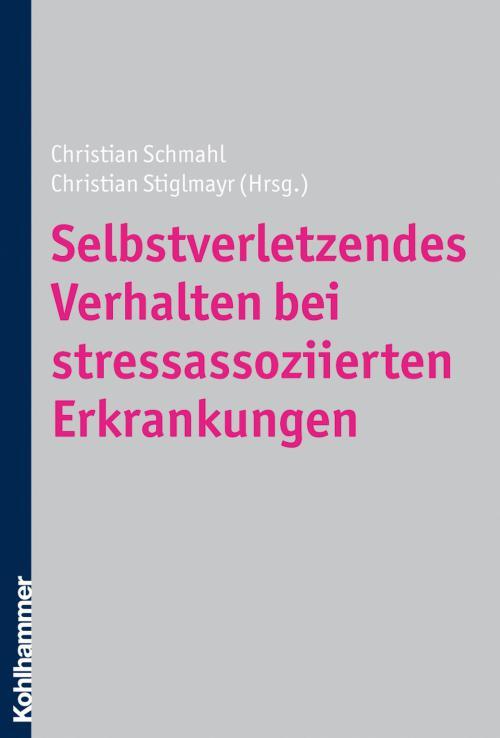 Selbstverletzendes Verhalten bei stressassoziierten Erkrankungen cover