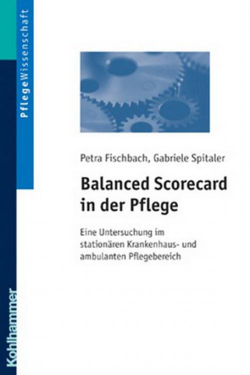 Balanced Scorecard in der Pflege cover