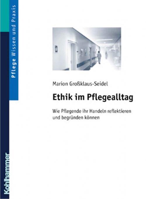 Ethik im Pflegealltag cover