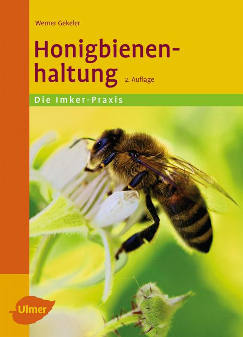 Honigbienenhaltung cover