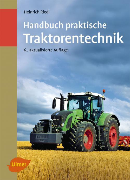 Handbuch praktische Traktorentechnik cover