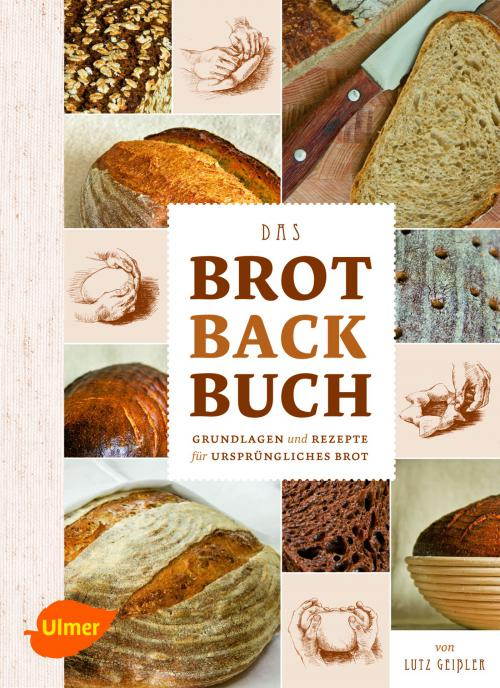 Das Brotbackbuch cover