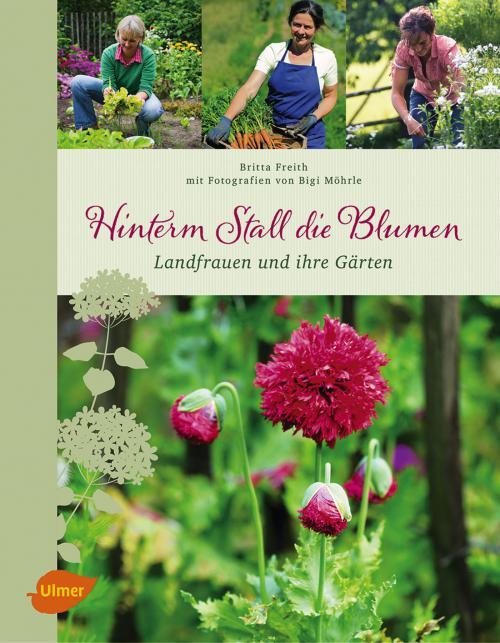 Hinterm Stall die Blumen cover