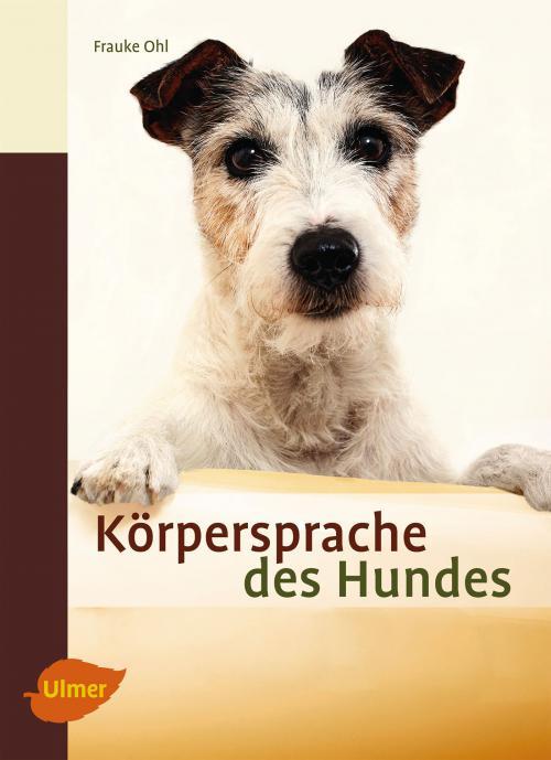 Körpersprache des Hundes cover