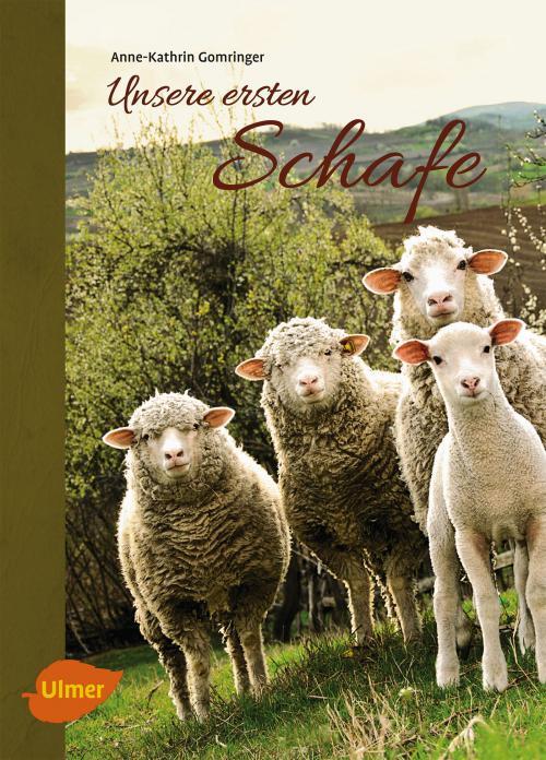 Unsere ersten Schafe cover