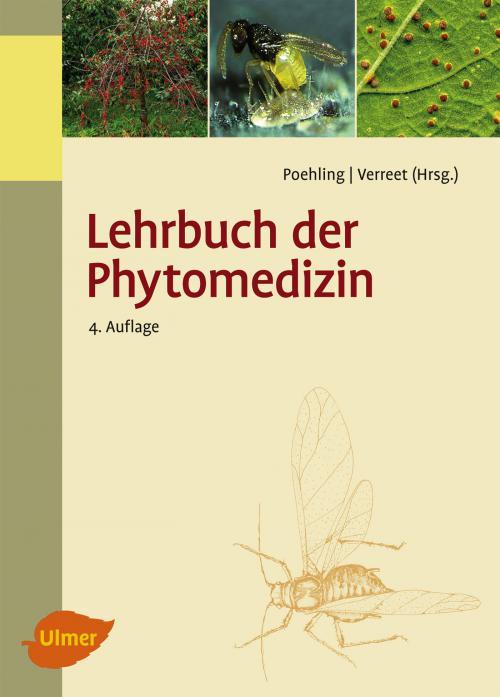 Lehrbuch der Phytomedizin cover