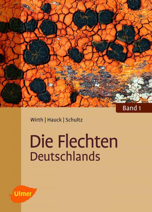 Die Flechten Deutschlands cover
