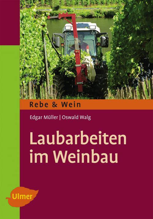 Laubarbeiten im Weinbau  cover