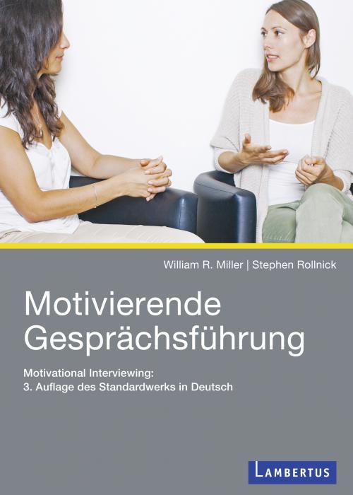 Motivierende Gesprächsführung cover