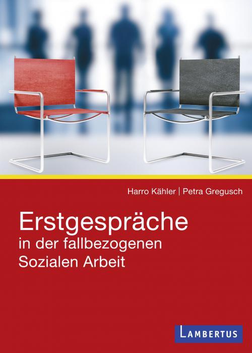 Erstgespräche in der fallbezogenen Sozialen Arbeit cover