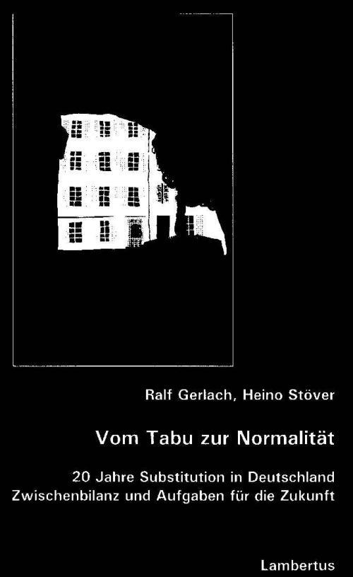 Vom Tabu zur Normalität cover