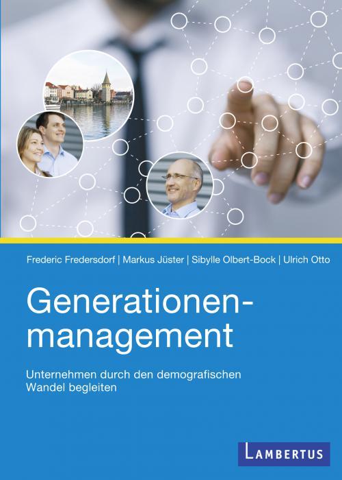 Generationenmanagement cover