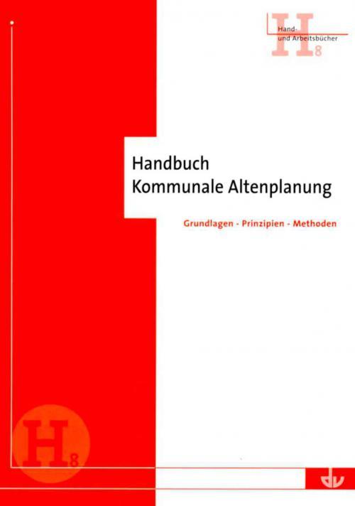 Handbuch Kommunale Altenplanung cover