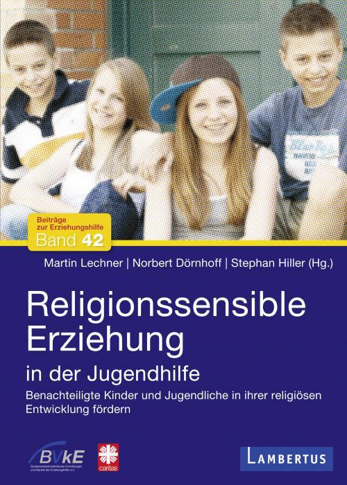 Religionssensible Erziehung in der Jugendhilfe cover
