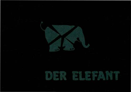 Der Elefant cover